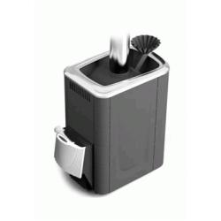 Печь для бани стальная Термофор (TMF) Гейзер 2014 Carbon ДН КТК ЗК антрацит
