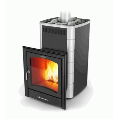Печь для бани стальная Термофор (TMF) Калина Inox БСЭ ТО антрацит НВ ПРА