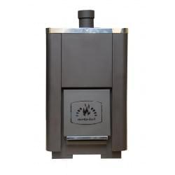 Печь для бани стальная Мета-Бел ПБ 16