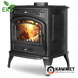Чугунный камин Kawmet P7 (9,3 кВт)