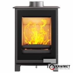 Чугунный камин Kawmet Premium S17 Dekor (4,9 кВт)