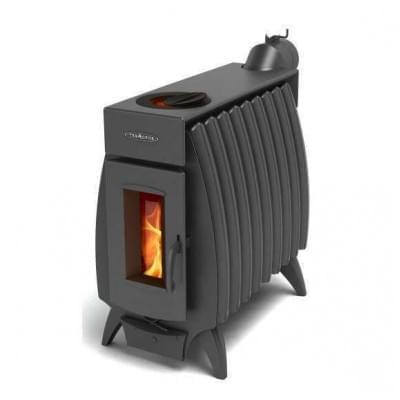 Печь TMF-Термофор Огонь-Батарея 9 антрацит для дома и дачи