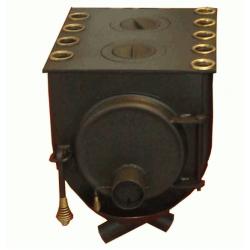 """Отопительная печь """"Бренеран"""" АОТ-06 т00 плита 2 Конф (120м3)"""