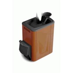 Печь для бани стальная Термофор (TMF) Гейзер 2014 Carbon ДА КТК ЗК терракота