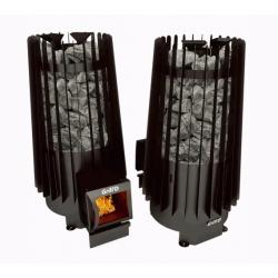 Стальная печь для бани Grill'D Cometa 180 Vega Long