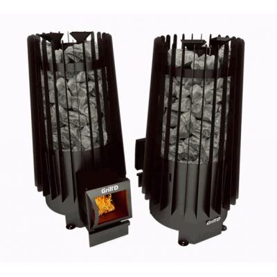 Печь для бани стальная Grill'D Cometa 180 Vega Long