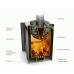 Печь для бани стальная Термофор (TMF) Компакт 2017 Carbon ДА КТК терракота