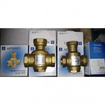 Трехходовой термический клапан Afriso ATV 555