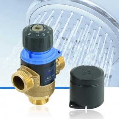 Термостатический смесительный клапан Afriso ATM для ГВС 363
