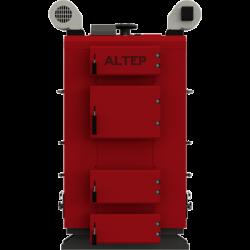 Твердотопливный котел Altep TRIO 125 кВт