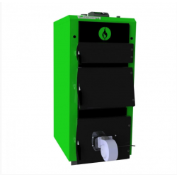 Твердотопливный котел Elektromet Eko-Kwd Maxi Plus 15 кВт