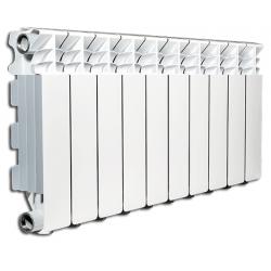 Алюминиевый радиатор отопления Fondital Exclusivo B4 350