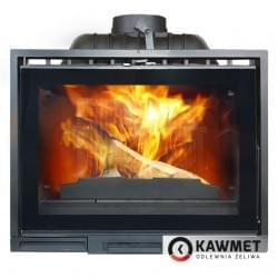 Чугунная каминная топка KawMet Premium F24 Dekor 14 кВт