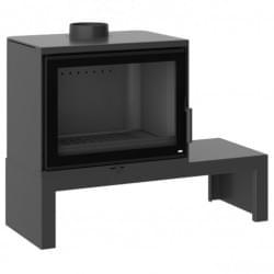 Чугунная печь-камин KFD STO iMAX 14
