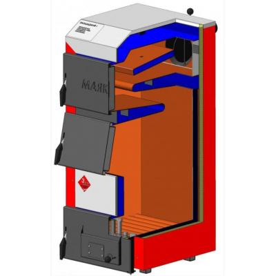 Твердотопливный котел Маяк STANDARD PLUS АОТ-16