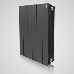 Биметаллический радиатор отопления Royal Thermo Pianoforte Noir Sable